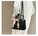 Жіноча сумка UA-2 Чорна, фото 4
