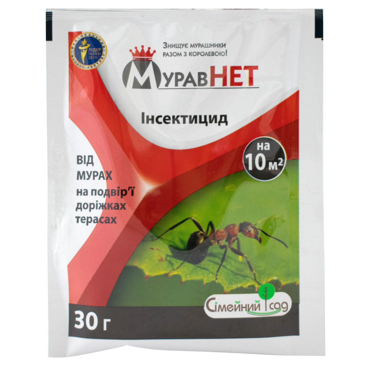 Инсектицид от муравьев Муравнет 30 г