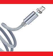 Магнитный кабель USB - microUSB, фото 1