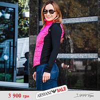 Жилетка женская Emporio Armani S розовый sale (6GTQ03-TNQ9Z-0445-sale-S), фото 1