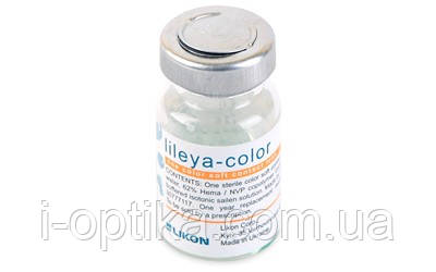 Контактные цветные линзы Lileya Color