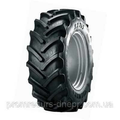 Шина пневматическая тракторная 710/70 R38 166A8/166B BKT AGRIMAX RT-765 TL