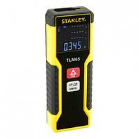 Дальномер лазерный строительный 20 м TLM 65 STANLEY STHT1-77032