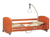 Новая кровать в дереве с электроприводом OSD-91EV