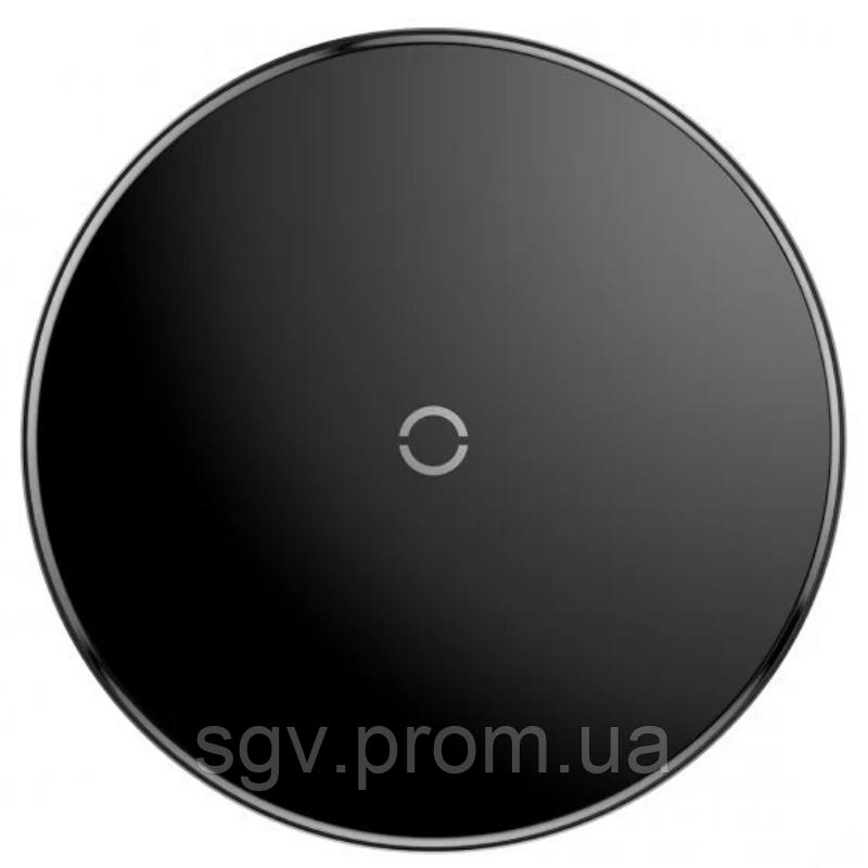 ЗАРЯДНОЕ УСТРОЙСТВО BASEUS SIMPLE WIRELESS CHARGER BLACK (CCALL-JK01)