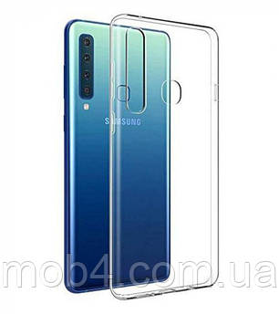 Прозорий силіконовий чохол для Samsung Galaxy (Самсунг Гелексі) A9  2018