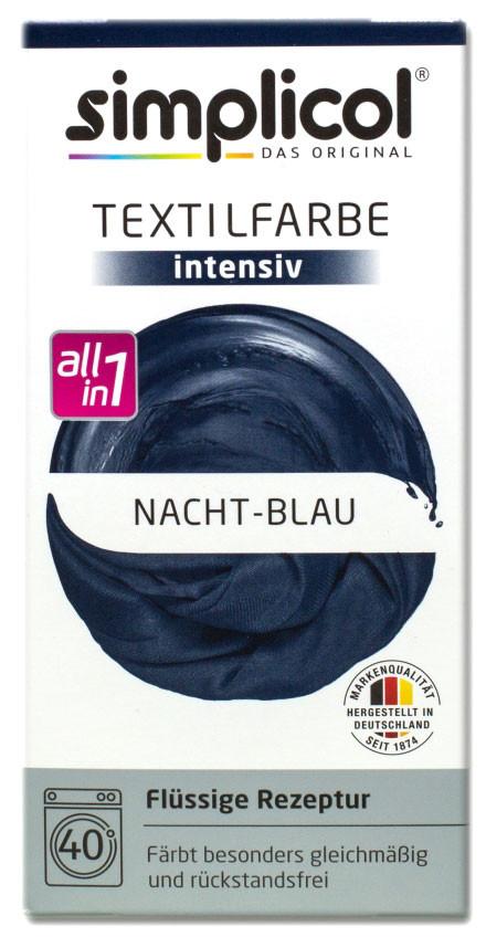 Краска Simplicol для смены цвета 150мл+400г закрепитель темно-синяя (повреждённая упаковка)