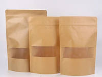 Пакет Дой-пакет 130*200 мм*дно 32+32 мм (150 г)