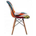 Кресло Bonro В-439 PW PATCHWORK, фото 4