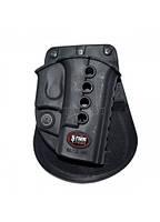 Кобура Fobus Roto holster для Glock 17 / Glock 19 вращающаяся