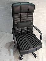 Ортопедические подушки накладки для сидения на офисное кресло руководителя EKKOSEAT. (КОМПЛЕКТ)