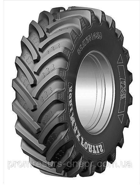 Шина пневматическая тракторная 800/70 R38 181A8/178D BKT AGRIMAX FORTIS TL