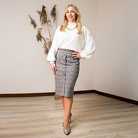 Женская Юбка Летисия клитка №1