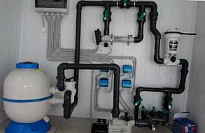 Бытовой воздушный фильтр FSU для небольших хлораторных, фото 3