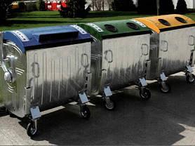 Бытовой воздушный фильтр FSU для мусорных баков, фото 3