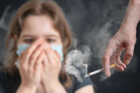 Бытовой воздушный фильтр FSU для табачного дыма, фото 2