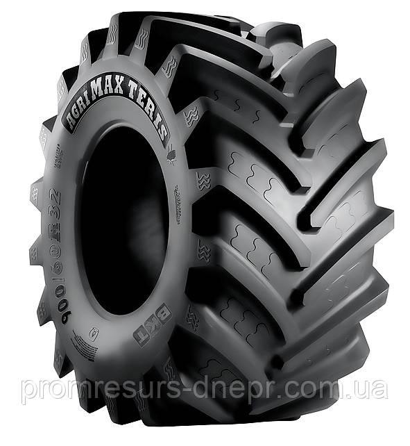 Шина пневматическая тракторная 900/60 R32 181A8/178B BKT AGRIMAX TERIS TL