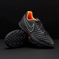 Детская футбольная обувь (сороконожки) Nike TiempoX Legend 7 Club TF Junior