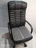 Ортопедические подушки накидки для сидения на кресле руководителя. EKKOSEAT.