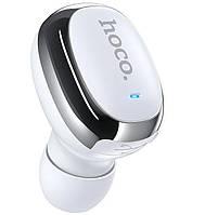 Bluetooth-гарнитура HOCO Mia mini E54, белая