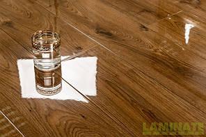 """Ламінат Öster Wald """"Дуб Капер"""" лакований вологостійкий 33 клас, Німеччина, 1,895 м. кв у пачці, фото 2"""