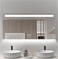 Зеркало для ванной с подсветкой 75х90 DE-M3021 Дюсел
