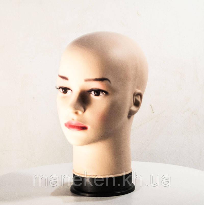 Голова Жен. Европейка
