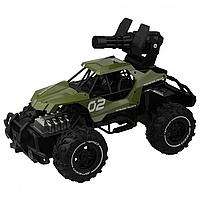 Джип SL-244A (Green) Игрушки для мальчиков на радиоуправлении