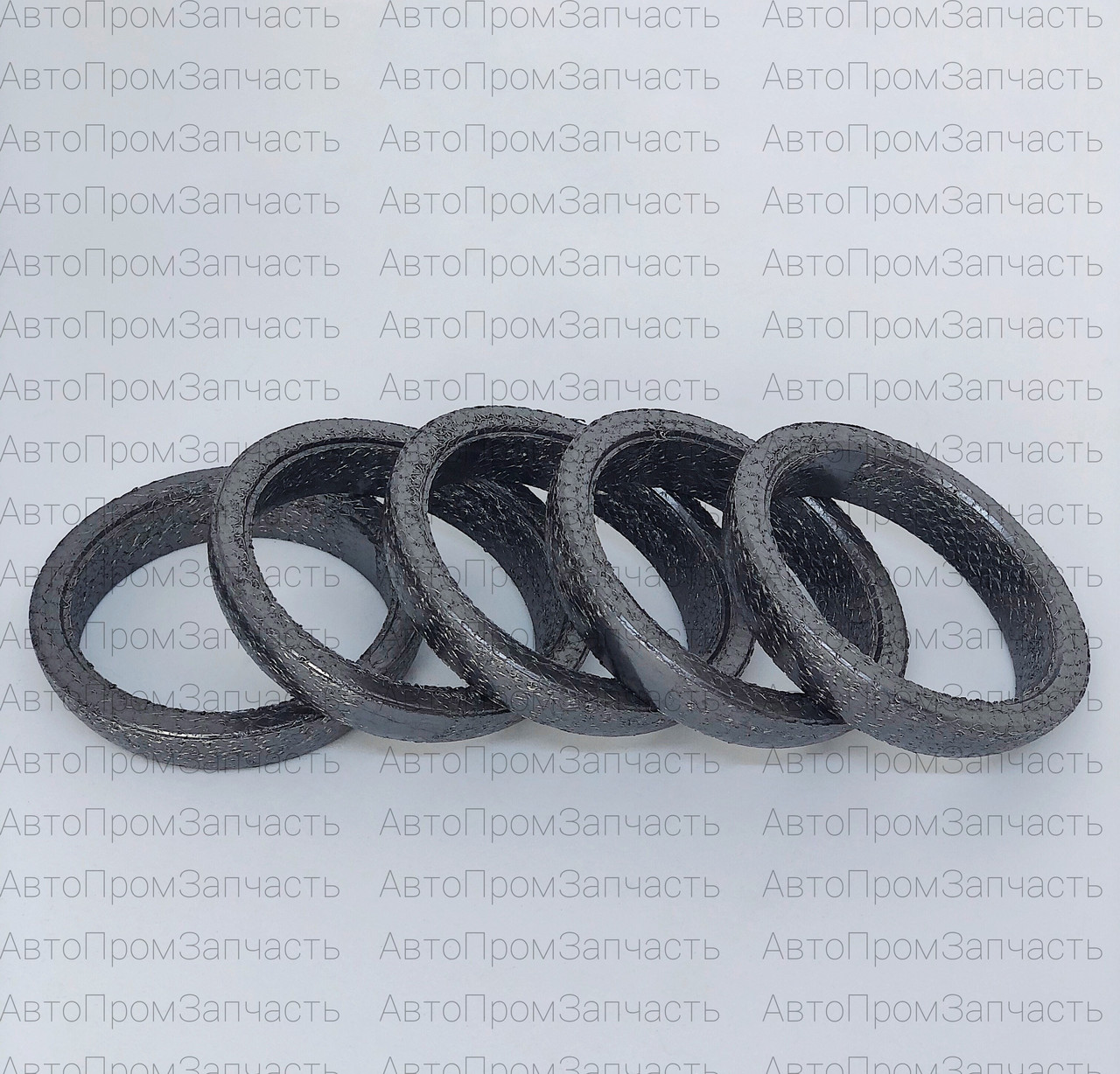 Кольцо катализатора ВАЗ 2109, 2110, 2111, 2112 металографитовое