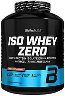 Сывороточный протеин BioTech Iso Whey Zero 2,27 kg
