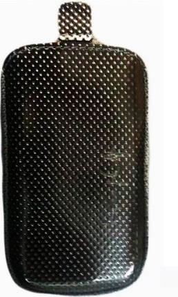 KeepUp кожаный чехол с лентой для HTC S510e Desire S Black, фото 2