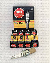 Свечи зажигания ВАЗ 2101, 2102, 2103, 2104, 2105, 2106, 2107 NGK V-04