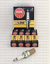 Свечи зажигания ВАЗ 2108, 2109 NGK V-02