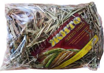 Сено Жито для грызунов, 150 гр