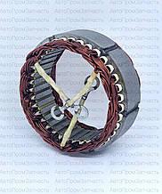 Обмотка генератора (статор) ВАЗ 2110, 2111, 2112 (3провода) КЗАТЭ