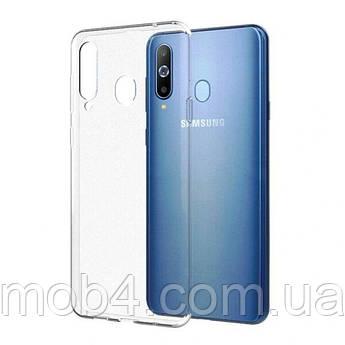 Прозорий силіконовий чохол для Samsung Galaxy (Самсунг Гелексі) A60