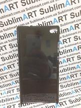 Чехол для 2D сублимации пластиковый на Huawei P8 черный, фото 2