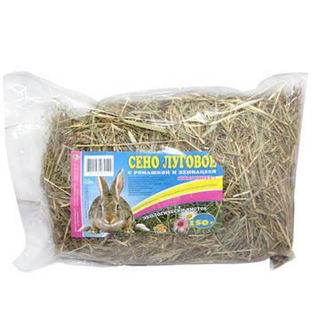 Сено Иммунитет для грызунов, 150 гр