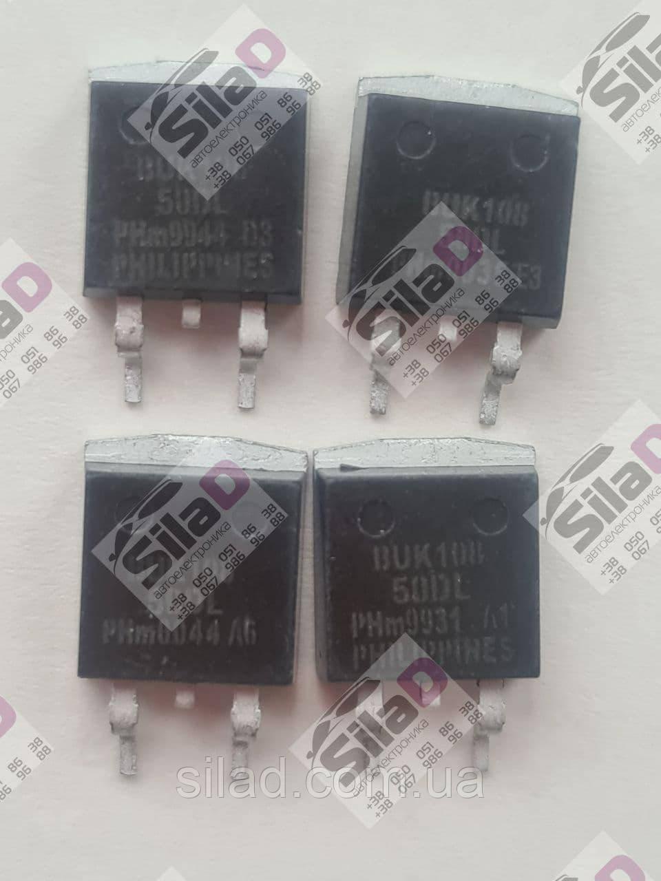 Транзистор BUK108-50DL NXP Semiconductors корпус TO-263