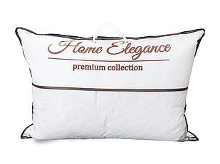 Подушка Elegant  50x70 см подушка холлофайбер
