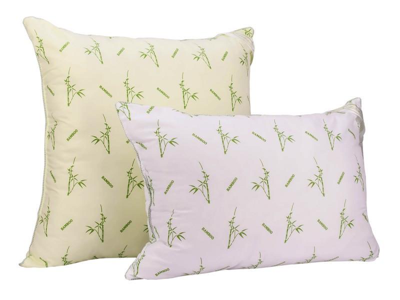Подушка Бамбук  70x70 см бамбуковая подушка