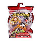 Дикі Скрічери Screechers Wild Giant Rock Машинка Трансформер Дикие Скричеры джаентрок, фото 7