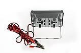 Прожектор светодиодный 12V LED 10W 6400К 12вольт ST 73-2, фото 2