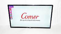 """LCD LED Smart TV 32"""" Телевизор Comer , WiFi, 1Gb Ram, 4Gb Rom, T2, USB/SD, HDMI, VGA, Android 4.4"""