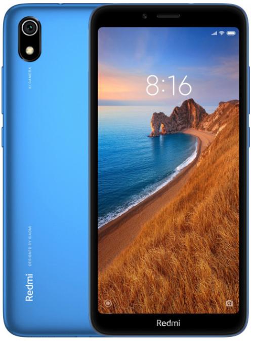 Xiaomi Redmi 7A 3/32GB Blue CDMA/GSM+GSM