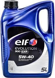 Масло моторное ELF Evolution 900 SXR SAE 5W-40