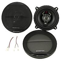 Динамики Megavox 13см 3-х полосные 250Вт автомобильные круглые (Мегавокс MD-569-S3 автомобильная акустика)