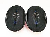 BOSCHMANN WJ1-S99V4 Автоакустика 4-х полосная овалы 500W ( Автомобильные динамики бошман 15х23см )