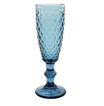 Бокал для шампанского Blue 150 гр A-Plus - 9021 - 1 шт