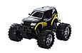 Машинка Джип 21 см Тарзан на радиоуправлении 9003, аккумулятор, резиновые колеса. Синий, фото 4